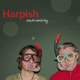 Harpish Daydreamdiving Cover